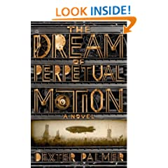 The Dream of Perpetual Motion (Playaway Adult Fiction)
