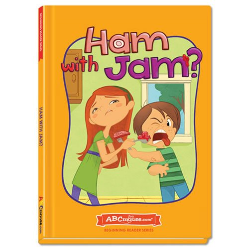 Ham with Jam? - Hardcover book from ABCmouse - 1