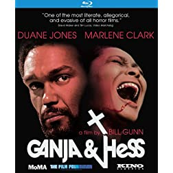 Ganja & Hess: Kino Classics Remastered Edition [Blu-ray]