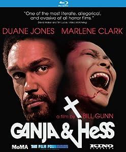 Ganja & Hess: Remastered Edition [Blu-ray] [1973] [US Import]