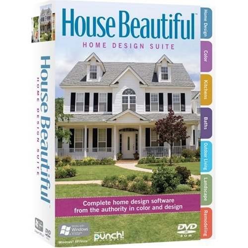 House Beautiful Home Design Suite front-399559