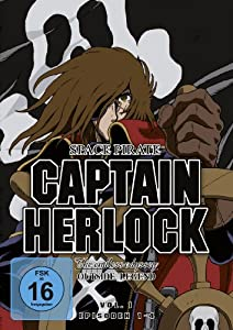 Space Pirate Captain Herlock - Vol. 01