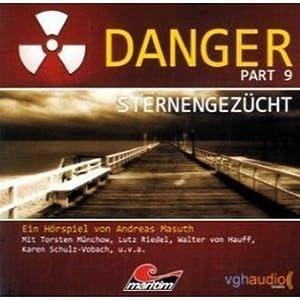 Sternengezücht (Danger 9) Hörspiel