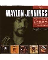 Original Album Classics : Lonesome / On'ry & Mean / Ol Waylon / This Time / The Ramblin' Man / Waylon & Willie (Coffret 5 CD)