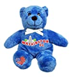 Washington DC Bear - Blue at Amazon.com
