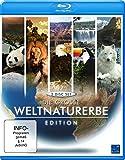Die große Weltnaturerbe Edition (2 Disc Set) [Blu-ray]