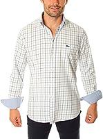 VICKERS Camisa Hombre Harvard (Crudo)