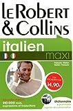 echange, troc Le Robert & Collins - Dictionnaire Maxi français-italien et italien-français