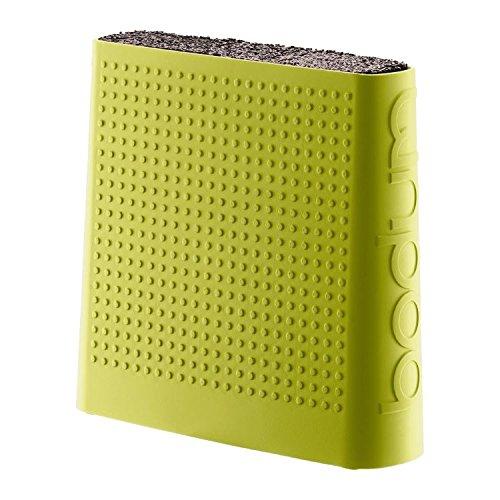 Bodum Bistro Universal Knife Block - Lime Green