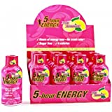 5 Hour Energy Pink Lemonade, 24 Count