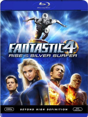 4: Rise of the Silver Surfer / Фантастическая четверка 2: Вторжение Серебряного Серфера (2007)