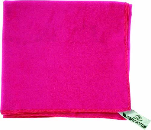 Highlander Micro Hand Towel - Pink