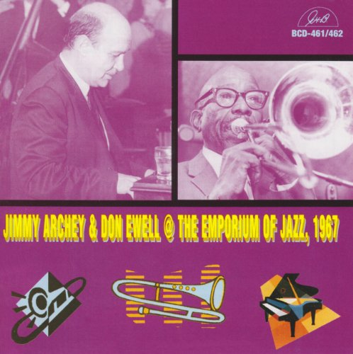 At the Emporium of Jazz 1967 by Jimmy Archey and Don Ewell