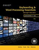 Bundle: Keyboarding and Word Processing Essentials, Lessons 1-55, 19th +Keyboarding Pro Deluxe Online Lessons 1-55 Printed Access Card