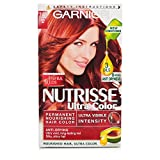 Garnier Nutrisse Ultra Colour - InfraReds Collection - Ultra Red 7.60