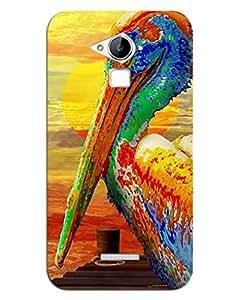 FurnishFantasy Designer Back Case Cover for Coolpad Note 3