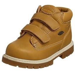 Lugz Toddler/Little Kid Drifter w/Strap Boot,Strap Wheat/Cream Gum,6 M US Toddler