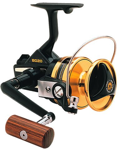 Daiwa Black Gold Spinning Reel 21.9oz225yd 20lb