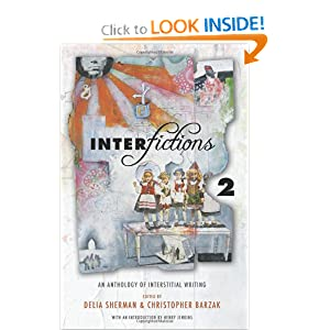 Interfiction, Interstitial, Short Stories, Book of,