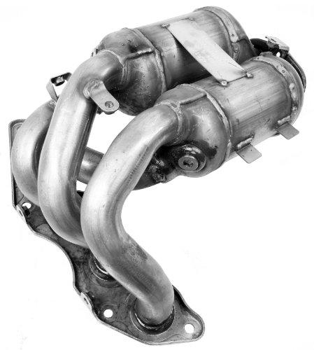 1999-2000 Chevrolet Tahoe 5.7L V8 GAS OHV EPA Catalytic Converter /& Pipe Fits