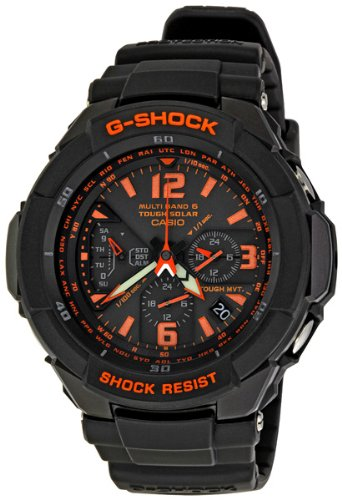 Casio G-Shock Aviation Mens Watch GW3000B-1A