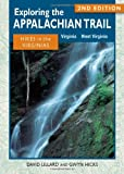 img - for Exploring the Appalachian Trail: Hikes in the Virginias: 2nd Edition book / textbook / text book