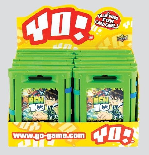 Yo! Ben 10 Card Game - Singles