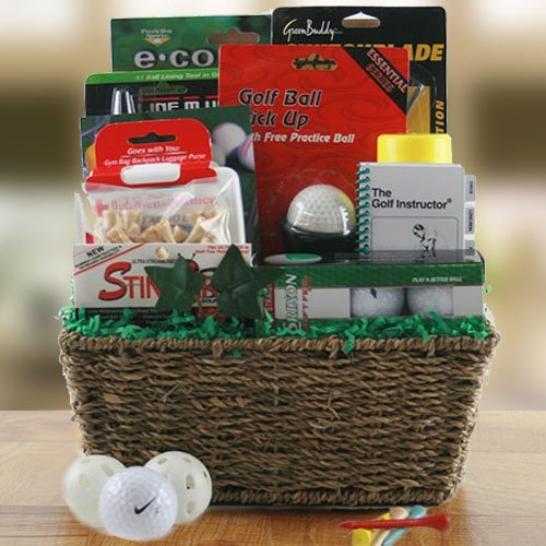 Golf Madness Golf Gift Basket