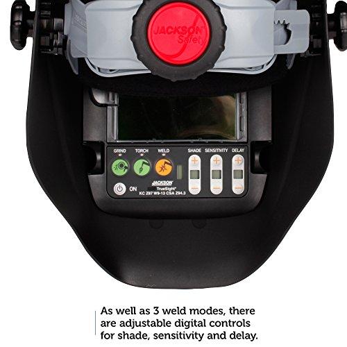 Jackson-Safety-TrueSight-II-Digital-Auto-Darkening-Welding-Helmet-with-Balder-Technology-29371-W70-HLX-ADF-Black