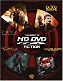 Cover art for  The Best of HD DVD - Action (Troy Director's Cut / Blood Diamond / Wyatt Earp / Alexander Revisited The Final Cut)