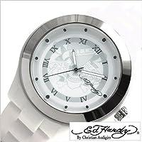 エドハーディー腕時計 [EdHardy時計](Ed Hardy 腕時計 エド ハーディー 時計) ミスト (MIST) レディース腕時計/ホワイト/EDHARDY-MT-LTD [アナログ ブランド リミテッド]