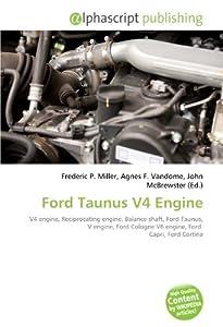 Amazon.fr - Ford Taunus V4 Engine: V4 engine