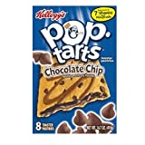 Kelloggs Pop Tarts Chocolate Chip 416g