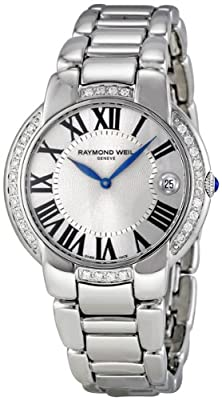 Raymond Weil Women's 5235-STS-00659 Classy Elegant Swiss Made Watch by Ray Jannelli