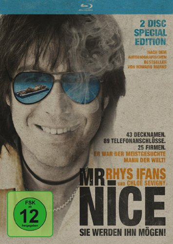 Mr. Nice [Blu-ray] [Special Edition]