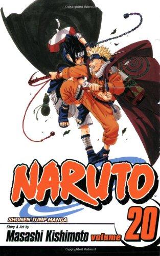 NARUTO -ナルト- コミック20巻 (英語版)