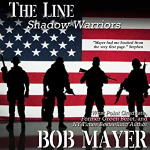 Black Ops: The Line Audiobook