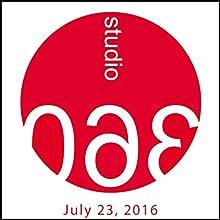 Studio 360: Viggo Mortensen, Diane Arbus, & Perfecting a British Accent Radio/TV Program by Kurt Andersen Narrated by Kurt Andersen