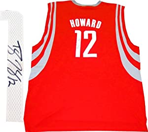 Dwight Howard Autographed Houston Rockets Jersey by Hollywood Collectibles