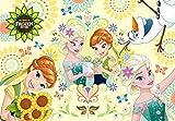 80ピース 子供向けジグソーパズル アナと雪の女王 エルサのサプライズ アナのすてきなバースデー チャイルドパズル