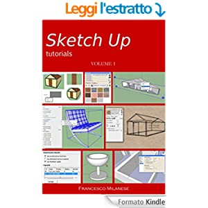 Sketch Up tutorials - Volume 1