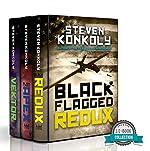 The Black Flagged Thriller Series: Books 2-4 (The Black Flagged Series Boxset)