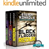 The Black Flagged Thriller Series Boxset: Books 2-4 (The Black Flagged Series)