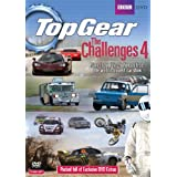 Top Gear - The Challenges 4 [DVD]by Jeremy Clarkson