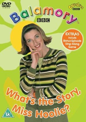 Balamory Activity Collection - Set of 6 Books (Titles Include: Welcome to Balamory, Spencer's Lost Paint....)