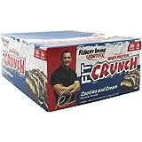 Fit Crunch Bar - Whey Protein Bar Cookies & Cream 12 bars