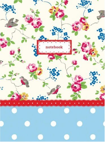 Birds Notebook: Cath Kidston  -Stationery Collection-