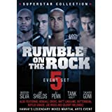 Rumble on the Rock - The Superstar Collection (5 Event Set)