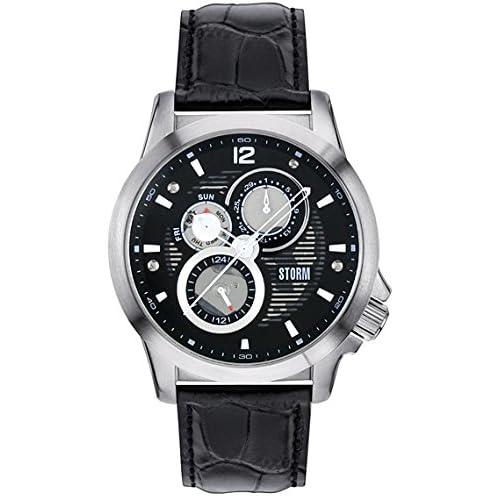 [ストーム]STORM 腕時計 ATLAS BLACK 47173BK メンズ 【正規輸入品】