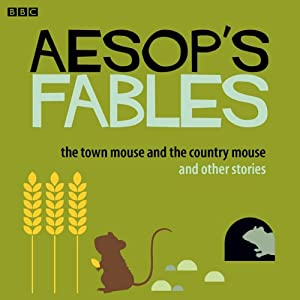 Aesop: The Town Mouse and the Country Mouse | [Nicky Grischotti]